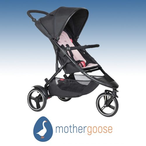 Mother Goose Phil Ted Stroller