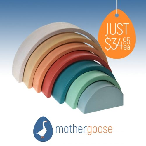 Mother Goose Rainbow