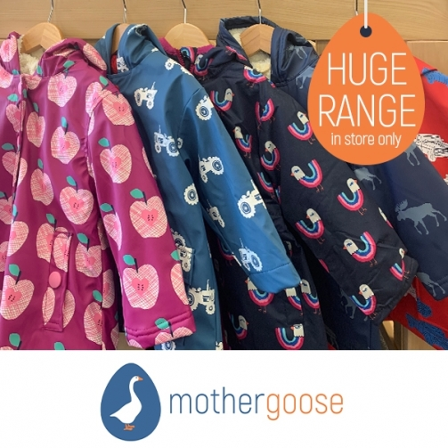 Mother Goose Raincoats