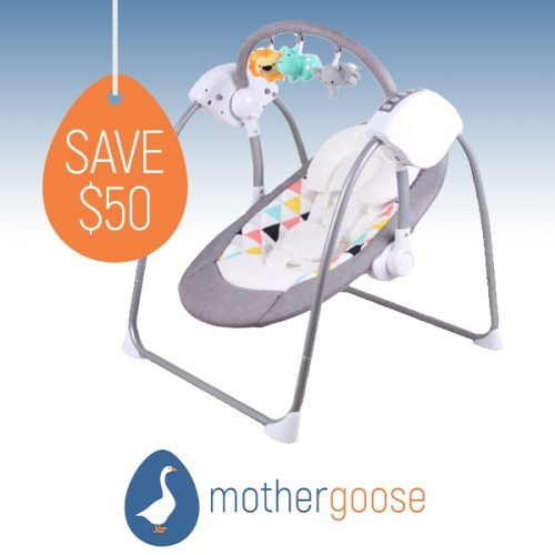Mother Goose Swing