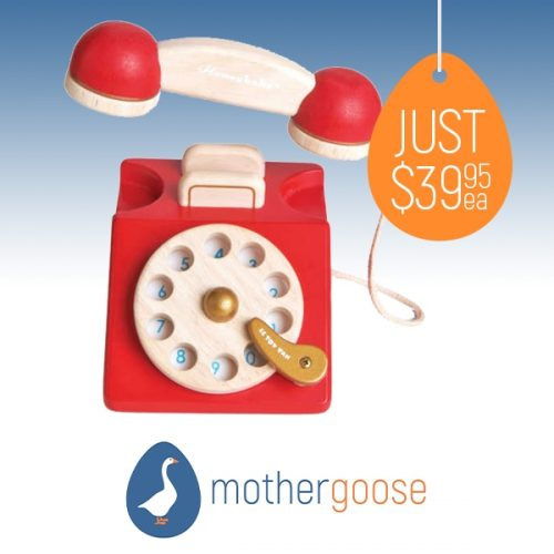 Mother Goose phone