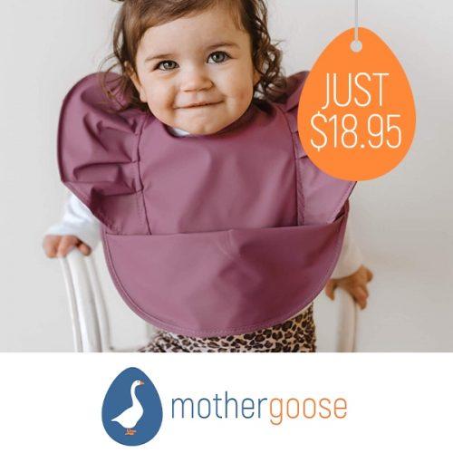 Mother Goose snugglebib