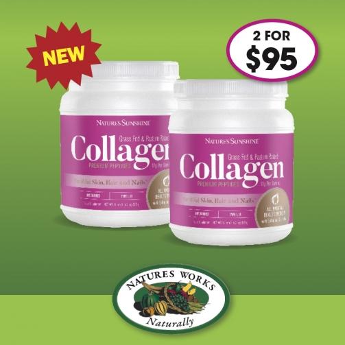 N Works Collagen 516g