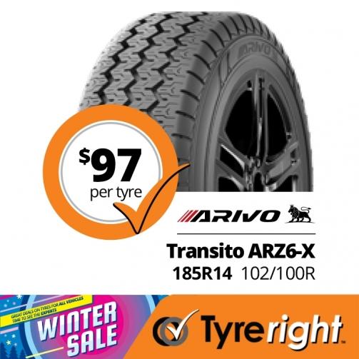 Offer Arivo Transito ARZ6 X July