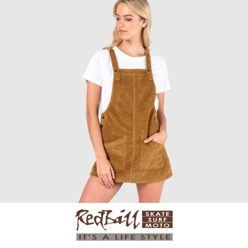 Red Bill Surf Pinafore Dress 65