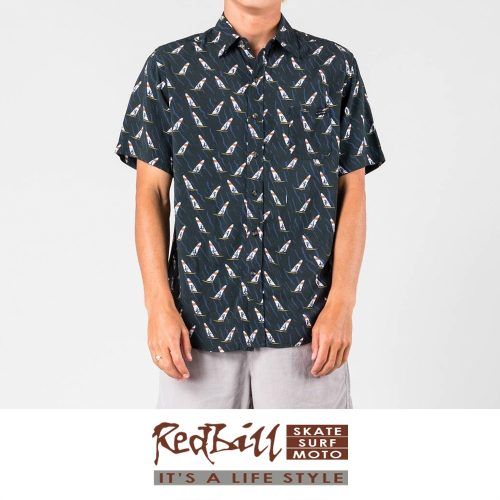 Red Bill Surf Sailing Shirt 2