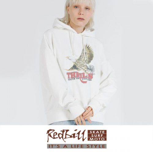 Red Bill Surf Thrills hoodie