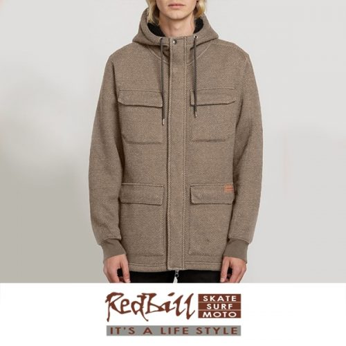 Red Bill Surf Volcon A4 bonded zip