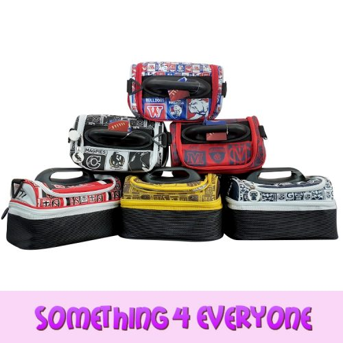 S4 E AFL Lunch Boxes