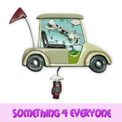 S4 E Golf Cart Clock