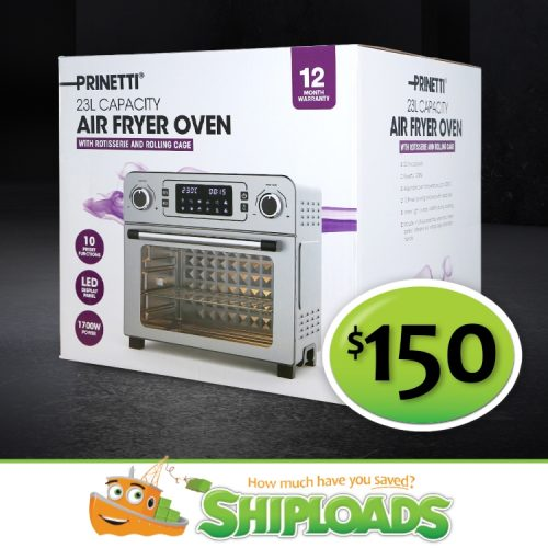 SHP Air Fryer Oven