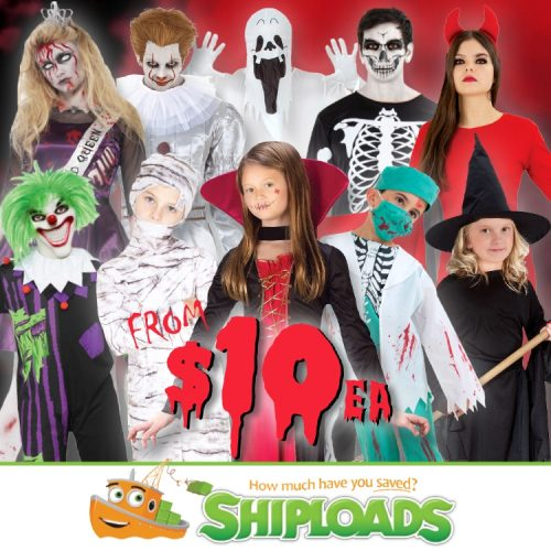 SHP Halloween Costumes