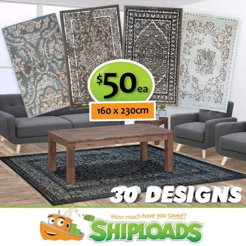 SHP Living Room Rug