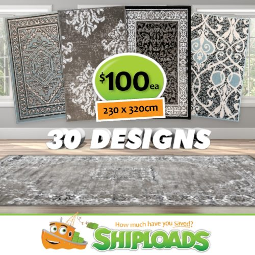 SHP Rugs Large