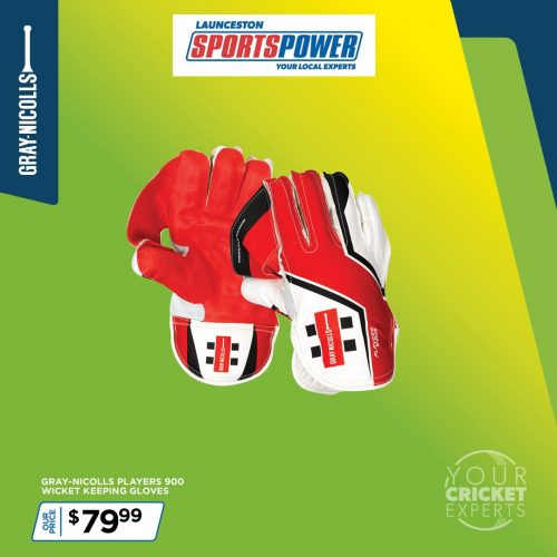 SP Gray Nicollis Players900 Wicket Keeper Gloves 1