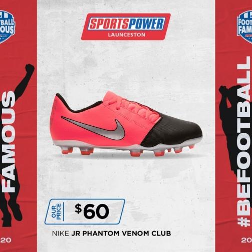 SP Junior Nike JR Phantom Venom Club