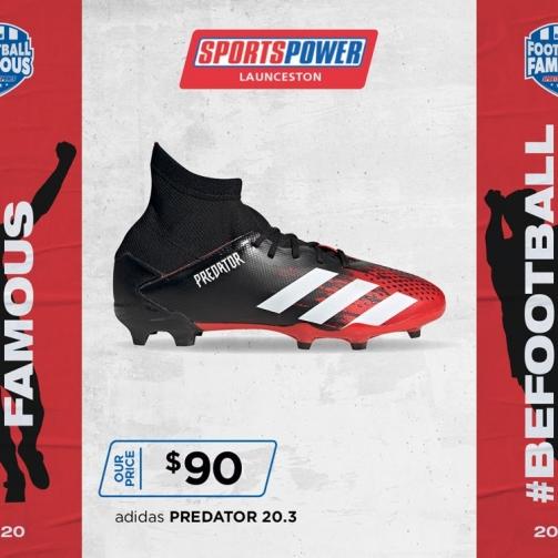 SP Junior adidas Predator 203