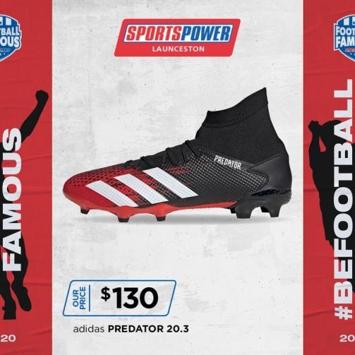 SP adidas Predator