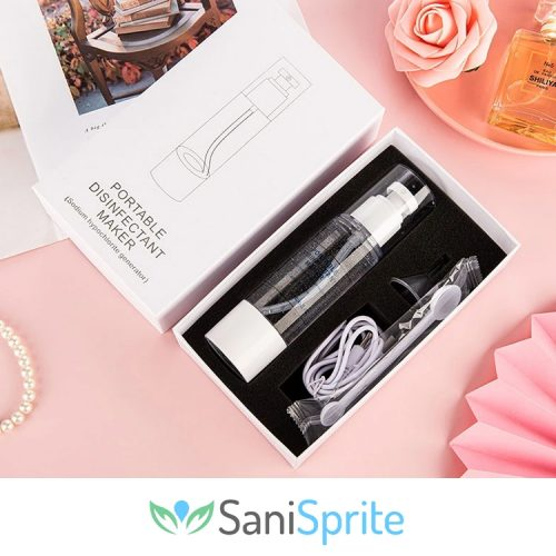 Sani Sprite Eco Clean Package