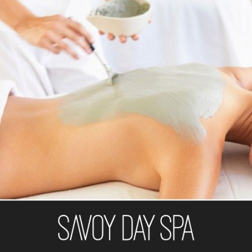 Savoy Day Spa Back Treatment