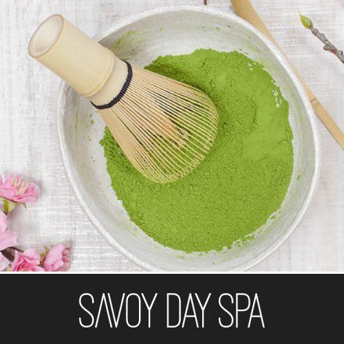 Savoy Day Spa Green Tea Wrap