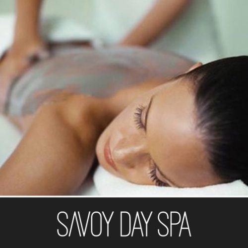 Savoy Day Spa Purifying Body Scrub