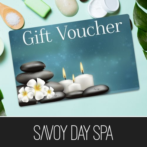 Savoy Day Spa vousher
