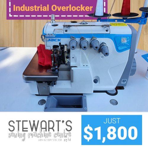 Stewarts Jack4 Thread