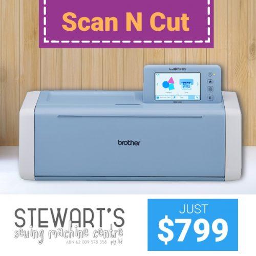 Stewarts Scan N Cut