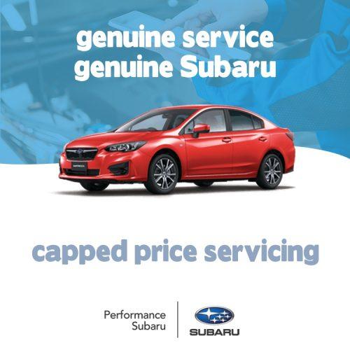 Subaru Service Offers Impreza