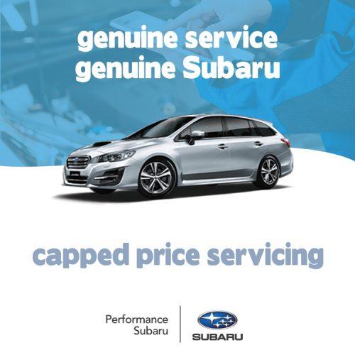 Subaru Service Offers Levorg