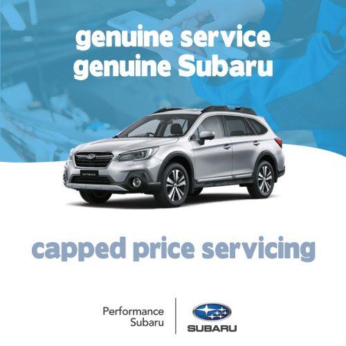 Subaru Service Offers Outback