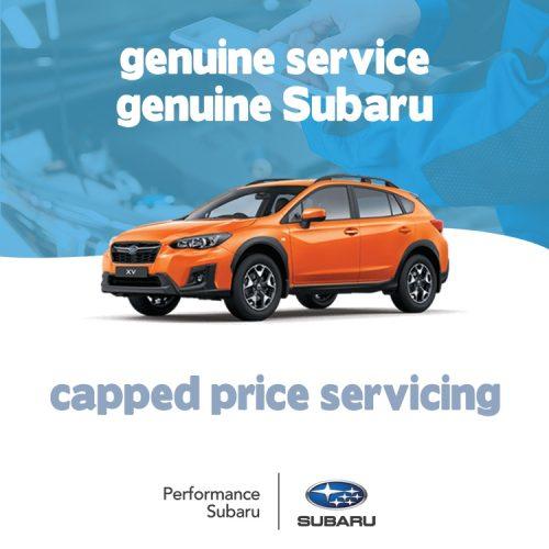 Subaru Service Offers XV