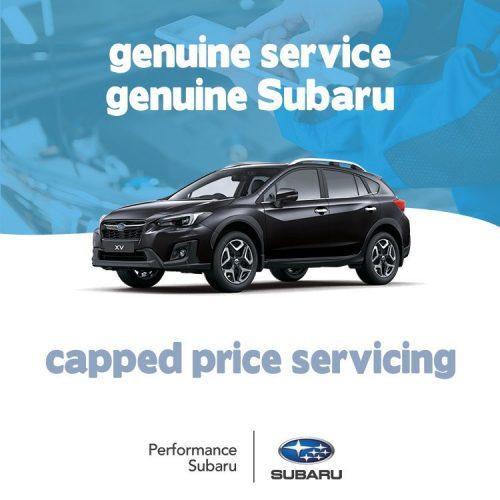 Subaru Service Offers XV Update