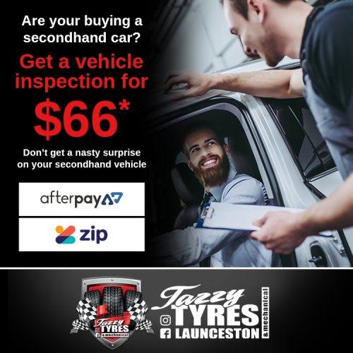 Tazzy Tyres Launceston Inspection2