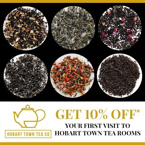 Tea Room discount