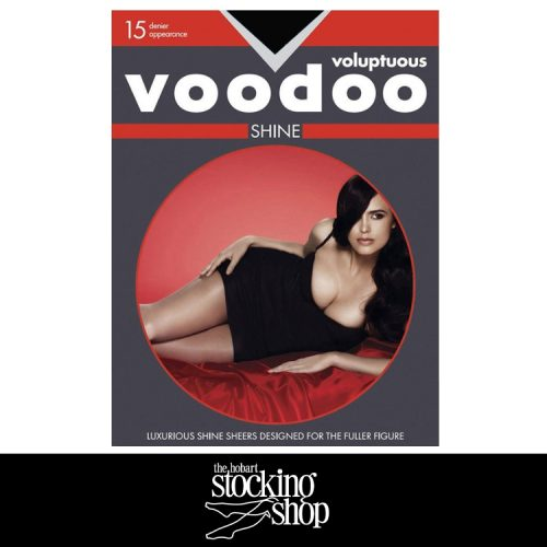 The Stocking Shop Voodoo Shine