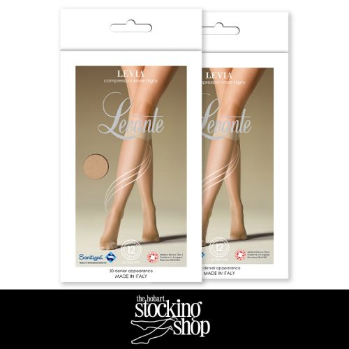The Stocking Shop Levante Knee Highs