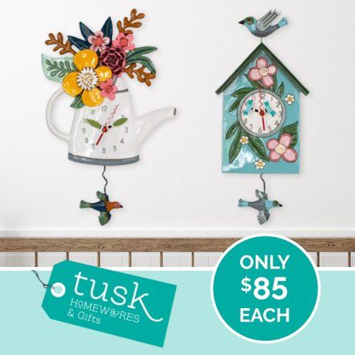 Tsuk Allen Clock