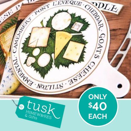 Tsuk Cheese Paddle