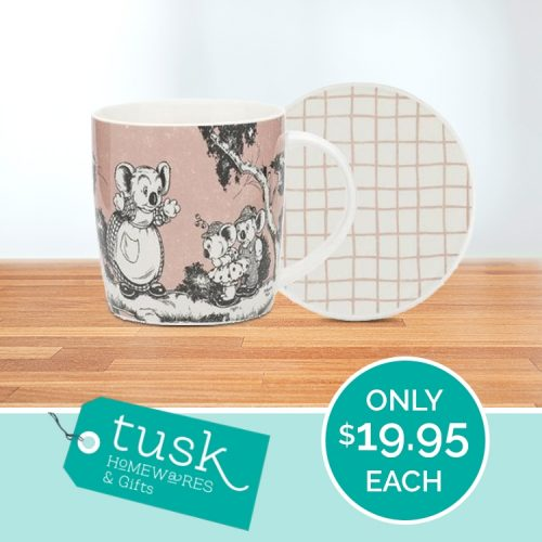Tusk Blinky Mug