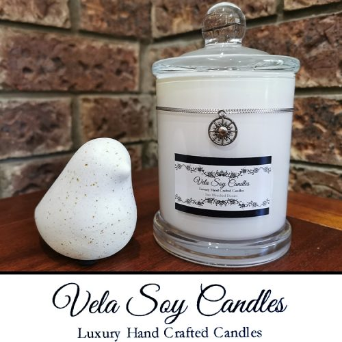Vela Soy Candles Large Candles
