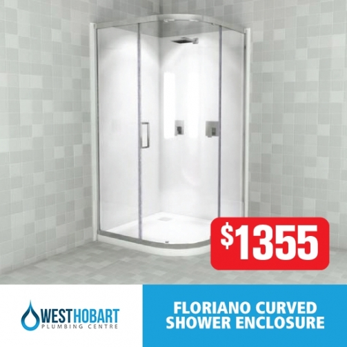 WHP Offers Floriano Curved Enclosure