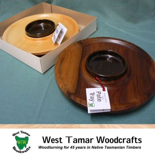 WT Woodcrafts Pate Tray