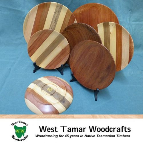 WT Woodcrafts Plates