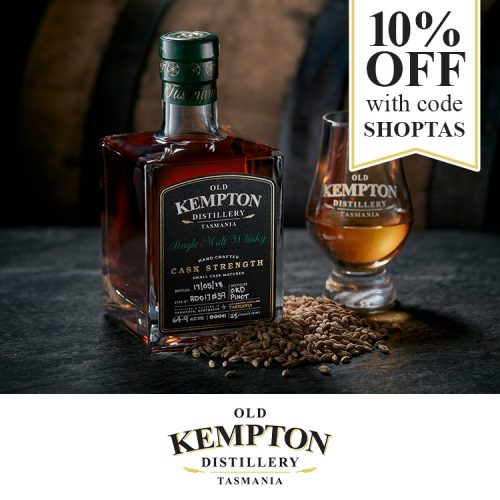 Kempton Cask Strength Whiskey