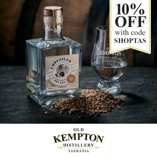 Kempton Embezzler Gin