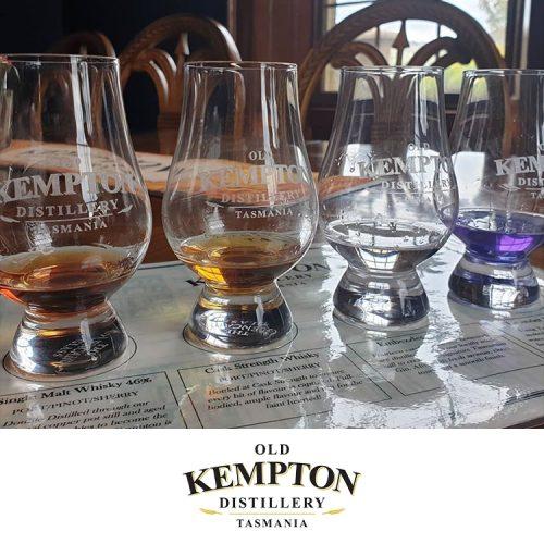 Kempton Tasting Flight Offer