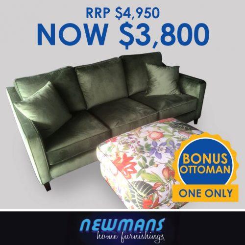 Newmans settee